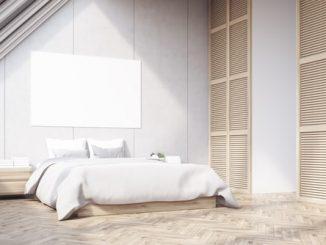 zolder opbouwen tot slaapkamer