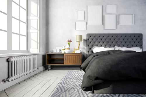 Een vloerkleed voor in de slaapkamer - Nettobed