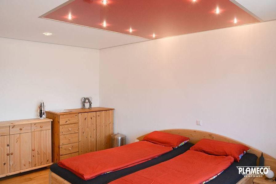 slaapkamer spanplafond