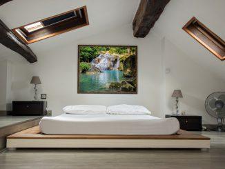 energieslupers slaapkamer