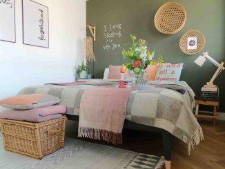 deken slaapkamer