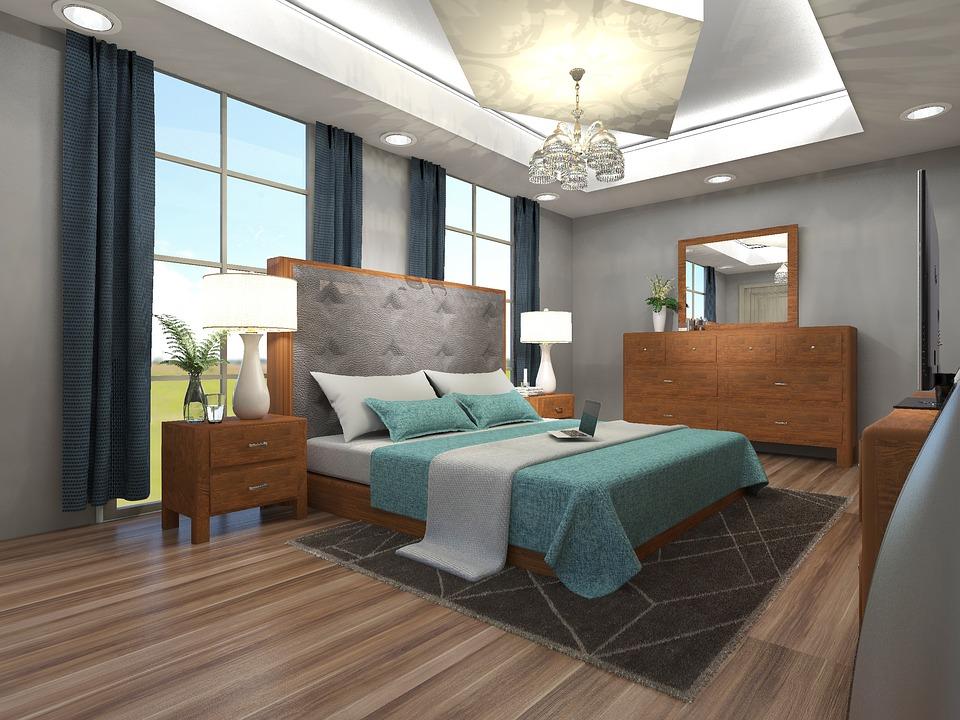 schone slaapkamer