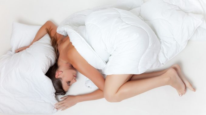 slecht slapen geluid