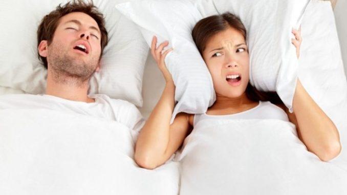 tips snurkende partner