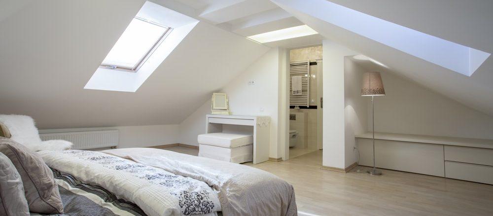 Creëer een extra slaapkamer met een dakopbouw