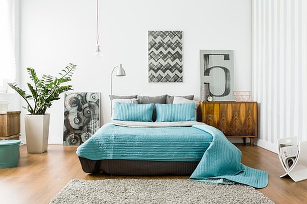 De voordelen van laminaat in de slaapkamer