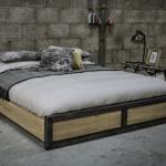 kopen van massief houten bedden